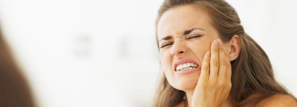 むし歯が進行して奥歯が痛む